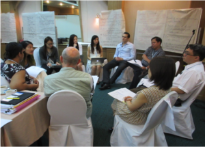 Experts from the Philippines and Hong Kong discuss issues and remedies along their migration route.