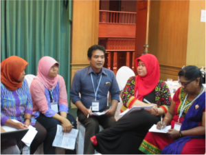Indonesian experts discussed the most common legal challenges workers face between their home country and Singapore.